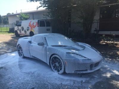 100% Hand Car Wash